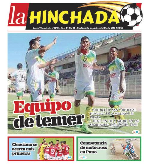 Hinchada-Puno