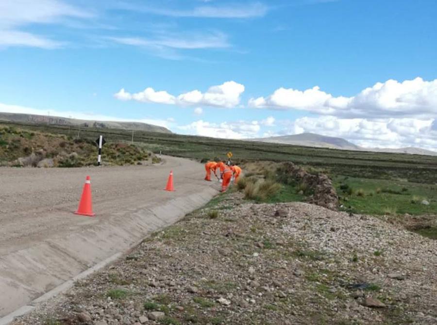 Construcción de vía iniciará en diciembre - Los Andes Perú
