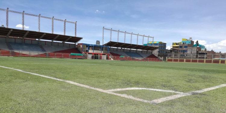 Entrenarán en el estadio San Isidro