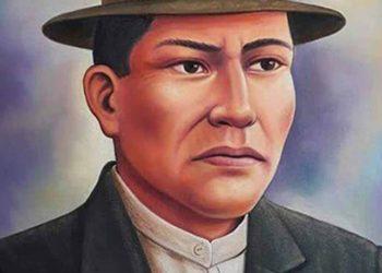Líder campesino Mariano Luque Corimayhua