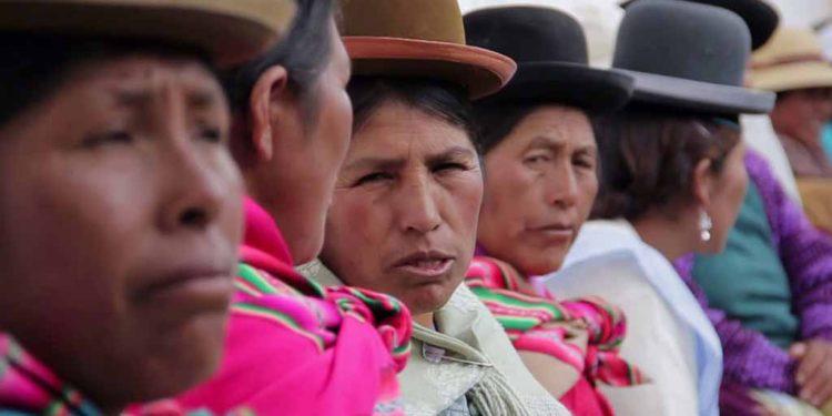 Foto: Proyecto Mujeres Aymaras, Puno, Perú
