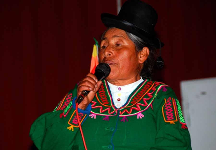 Rosa Palomino (Foto: Difusión)