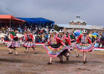 FOTO: Azángaro Tierra de Aswanqharis