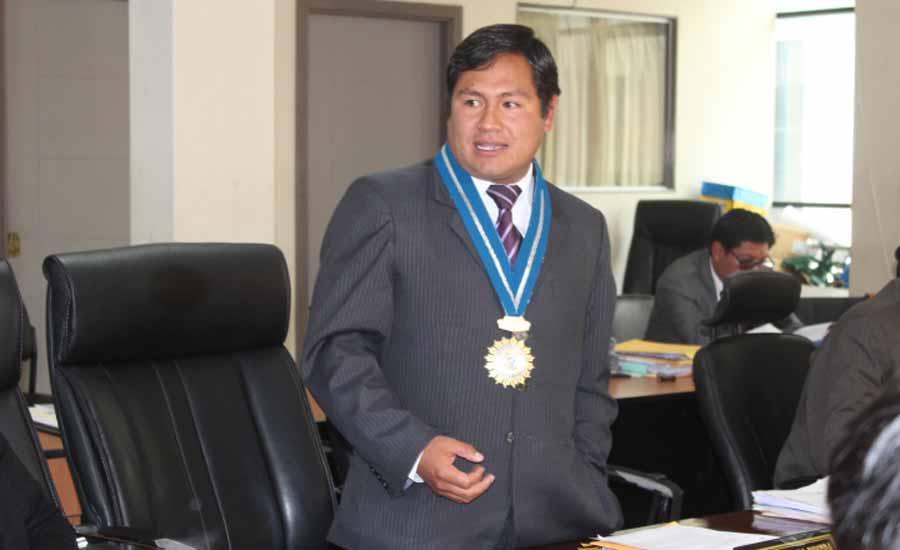 """Jorge Zúñiga: """"El Plan Qollasuyo no es de mi agrado"""" - Los Andes Perú"""