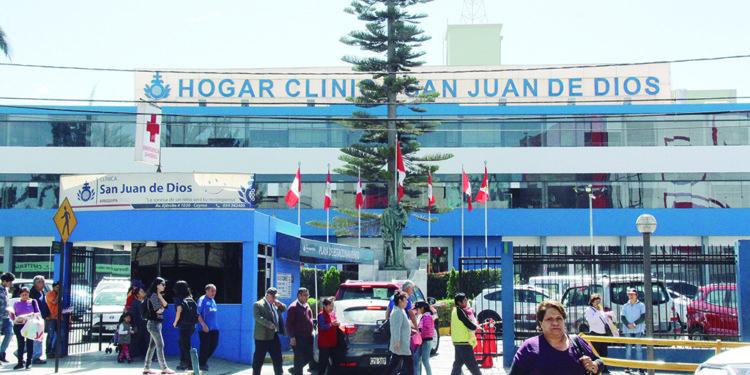 Resultado de imagen para CLINICA SAN JUAN DE DIOS AREQUIPA