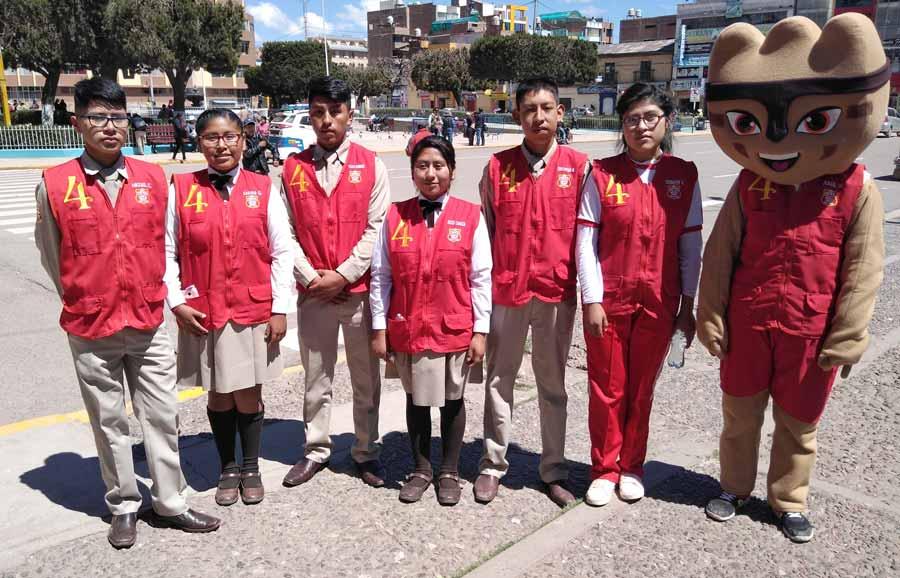 6 listas se disputan la alcaldía escolar del JAE - Los Andes Perú