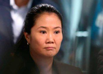 Keiko Fujimori. (FOTO: GEC).