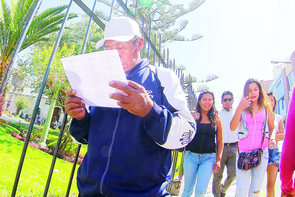 En el 2019 creció la tasa de desempleo - Los Andes Perú
