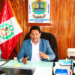 Flavio Mamani Hancco, alcalde de la Municipalidad Provincial de Azángaro.