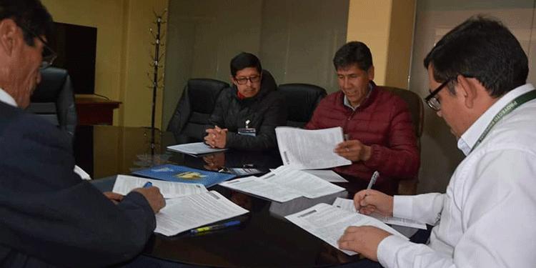 Alcalde de Cabanillas fue denunciado.