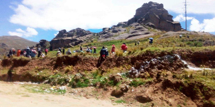 Asociados de Rancho Puncu vienen realizando sus Lotizaciones en Salcedo.