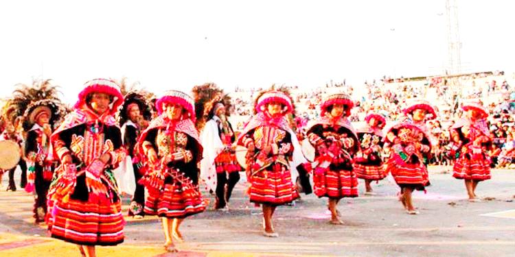 Ayarachis patrimonio de la Cosmovisión Andina.