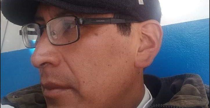 Luis Alberto Incacutipa Ortega.