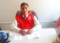 Benny Alvarez presidente del JEE Puno.
