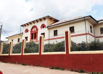 Colegio Maria Auxiliadora de la ciudad de Puno.