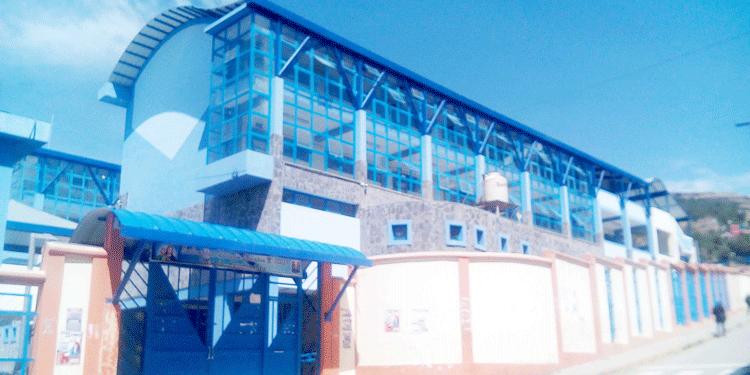 Colegio María Auxiliadora de Puno.