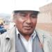Dionisio Barranza, residente de obra