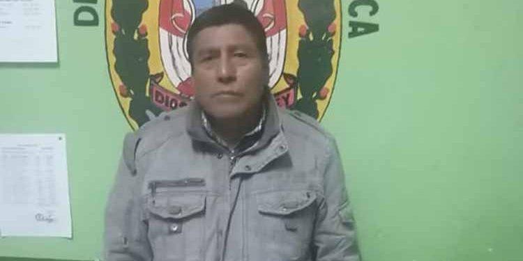 Director del Ceba quedó en calidad de detenido.