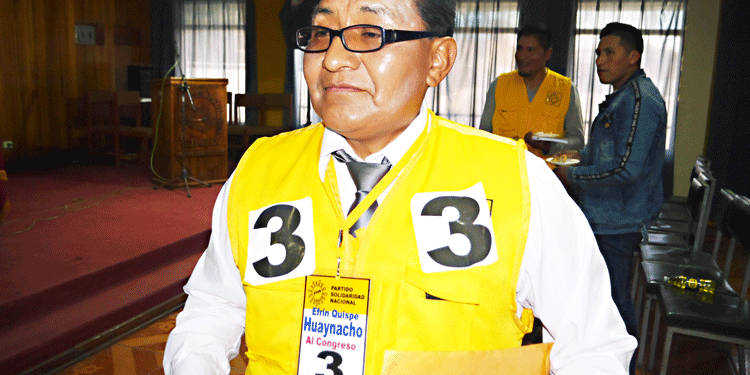 Efrin Quispe Huaynacho