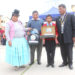 Estudiante fue reconocido por la municipalidad de esa localidad.