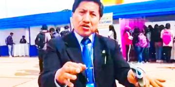Edgar Mancha. Presidente CEPREUNA.