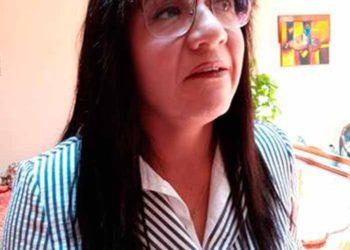 Gerente de Desarrollo Económico Zuleica Zoila Palacios Cano.