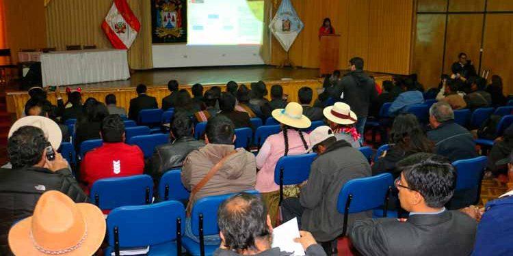 Mesa técnica multisectorial con ausencia de alcaldes provinciales.