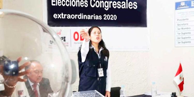 Oficina-Descentralizada de Procesos Electorales ODPE-Puno.