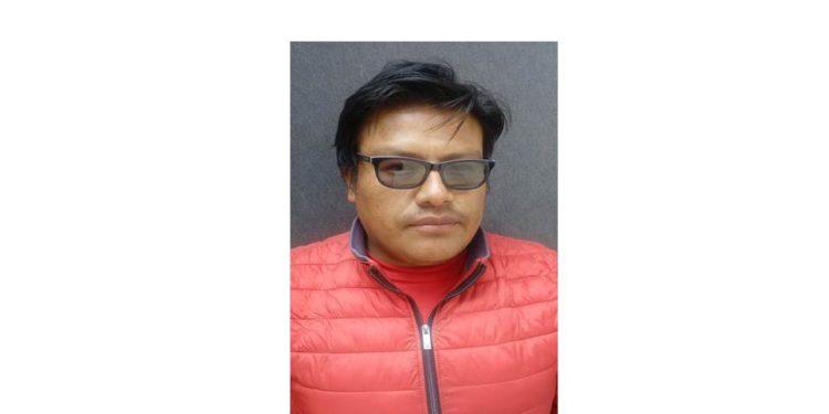Oscar Sejje Mamani, ex jefe de la oficina de equipo mecánico del gobierno regional de Puno.
