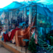 Feria navideña en Puno