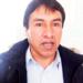 Salvador Alejo Tunco, presidente del comité de vigilancia de camélidos sudamericanos de la región de Puno.