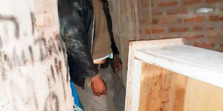Varón se suicidia por problemas familiares.