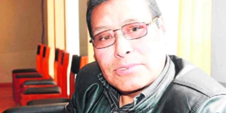 Walter Paz Quispe, Gerente de Desarrollo Social del Gobierno Regional de Puno.