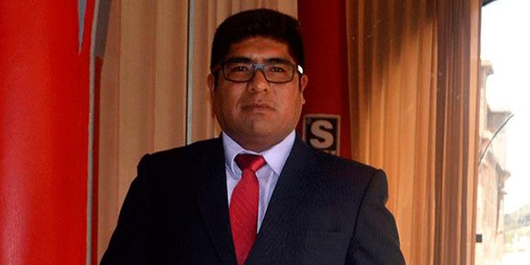 Yan Carlo Quispe Quispe (Foto: DXT).
