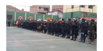 PNP recuerda su día con ceremonia