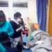 dos personas aún se encuentran el hospital tras accidente en la via jualiaca-huancane.