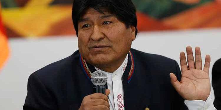 Evo Morales (foto: DW)
