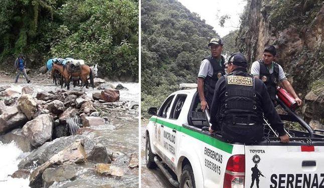 El cadáver fue encontrado aproximadamente a un kilómetro del sector donde se lo vio por última vez (Foto: LR)