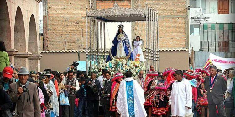 Virgen Inmaculada Concepción. (Foto. Sin Fronteras)