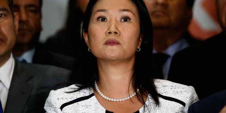 Keiko Fujimori (foto: Gestión)