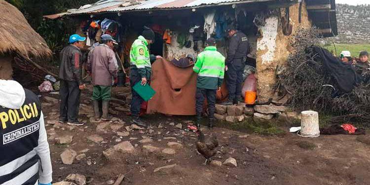 Matan a cinco miembros de una familia, entre ellos 3 menores, en su vivienda en Cajamarca. (Foto: internet)