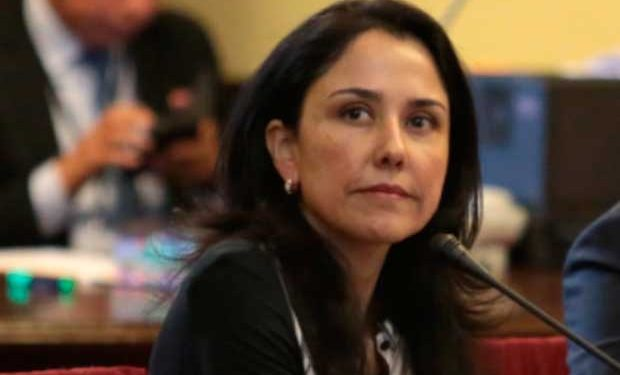 Nadine Heredia (foto: El Popular)