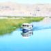 En taller internacional se expusieron alternativas para descontaminar el agua del lago, como aquella que convierte el recurso hídrico en agua potable para consumo humano.