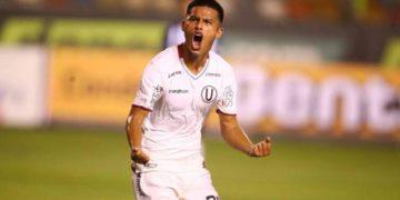 Delantero Osorio jugó en Universitario y a sus 21 años ya firmó por Binacional.