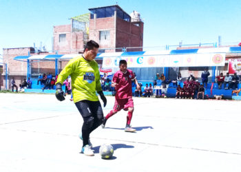 Plataforma San Martín recibió a jugadores de los distintos equipos.