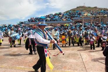 El 20 de enero se realizará la fiesta de Qashwa de San Sebastián', también conocido como carnaval chico.