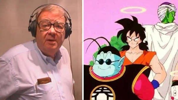 Falleció el narrador del anime Dragon Ball, Brice Armstrong.