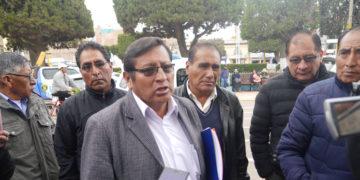 Afectados piden reubicación luego que sus terminales informales fueron clausurados.