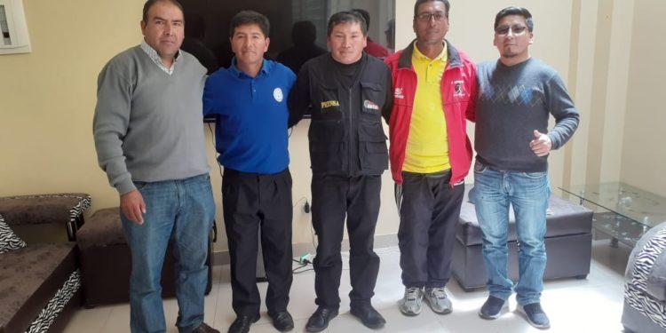 ANP Juli tiene nueva junta directiva en Chucuito.