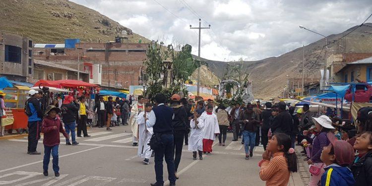 Actividades festivas se desarrollaron por cuatro días consecutivos en distrito de san antón.